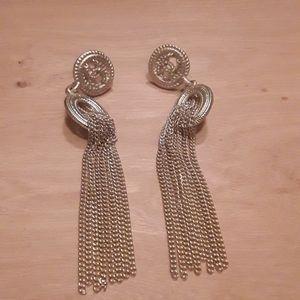 Beautiful 2019 gold tone Chanel earrings worn once